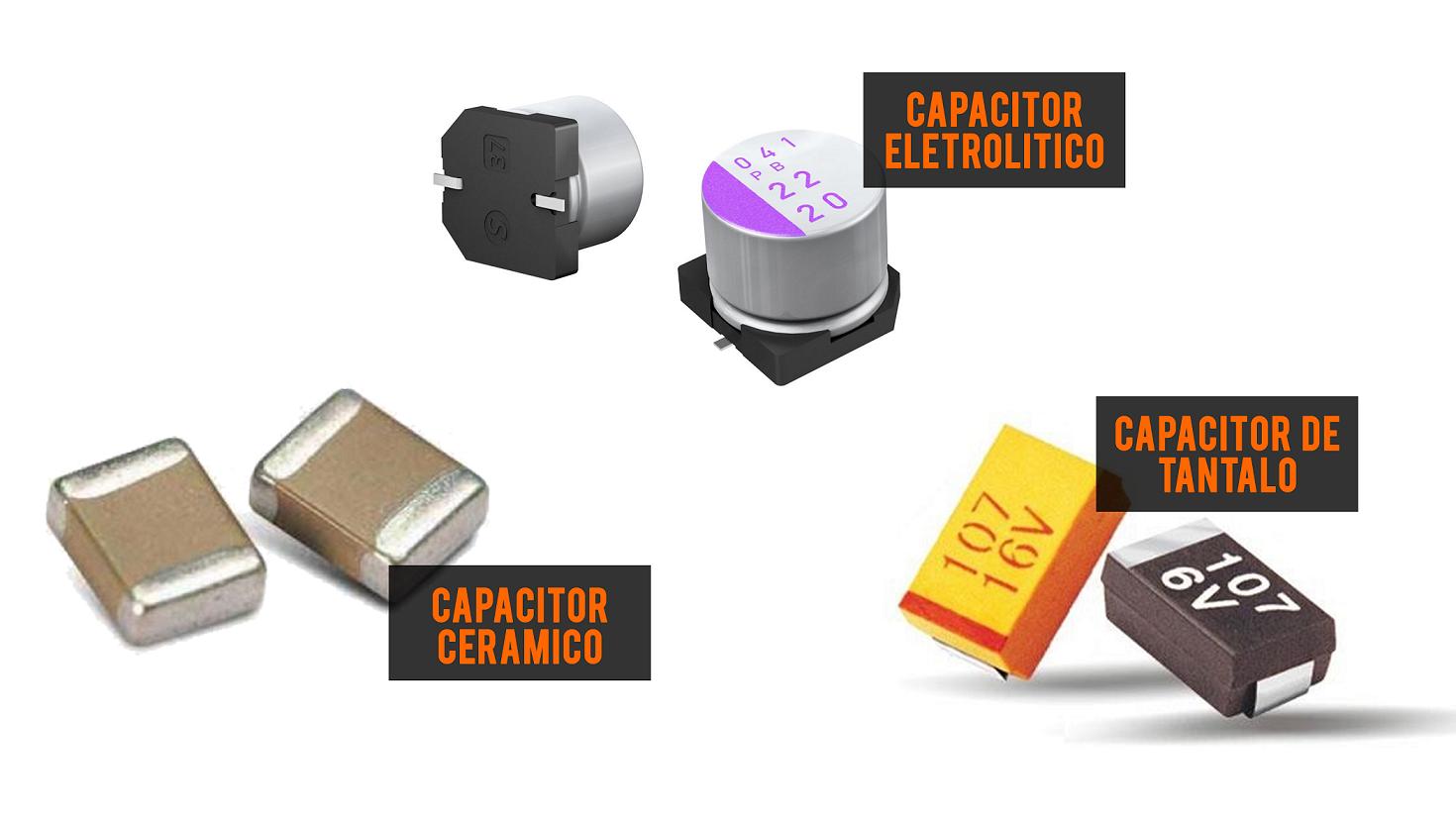 Como testar capacitor
